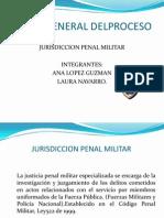 estructura p militar