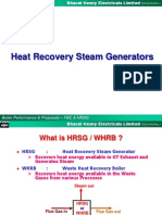 Overview Heat Recovery Steam Generators