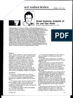 Nodal Systems Analysis of Oil and Gas Wells SPE-14714