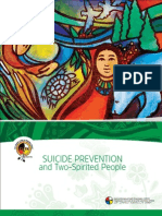 Suicide Prevention-Two Spirited People
