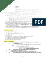 Cohen-Fall 2010-Civ Pro Checklist