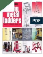 Cotterman Rolling Metal Ladders Catalog