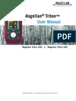 Magellan 300 Manual