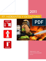 Práctico 7 - HIDRANTES Y EXTINTORES