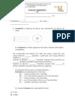 Ficha de Diagnóstico