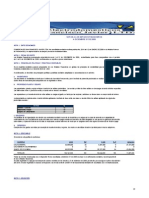 Balance y PYG Informe de Gestion