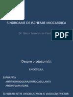Sindroame de Ischemie Miocardica Stud- 2011