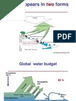 Blue vs Green Water Draft