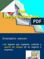 Los Emprendedores