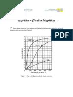 Exercicios Adicionais de Circuitos Magneticos