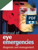 17691690 Manual of Eye Emergencies Diagnosis and Management