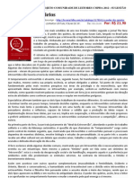 Projeto Comunidade de Leitores Cmpda 2012
