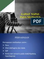 Gawat Napas Pada Neonatus