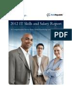 2012 Salary Report