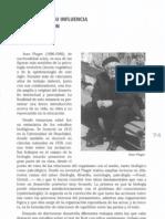 JEAN PIAGET Y SU INFLUENCIA EN LA EDUCACIÓN. Martín Socas