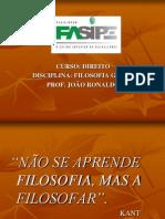 3 - VERDADE Prof Joao Ronaldo