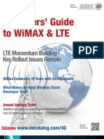 Engineers Guide to Wimax and Lte