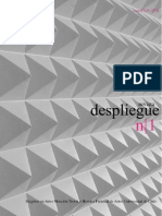 Revista Despliegue / n1