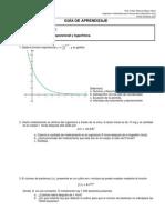 10° Guía MAT-011 _Función exponenecial y logarítmica_