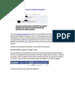 10 situaciones que quieres evitar en Facebook y cómo hacerlo