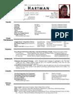 Acting Resume