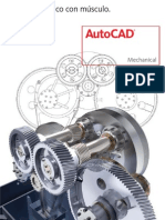 Autocad Mechanical Overview Brochure Low Res