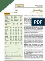 BIMBSec - Hartalega 4QFY12 Results 20120509