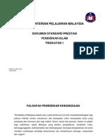 13 Dsp p Islam Tingkatan 1 15 Mac 2012