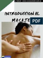 Introduccio masaje