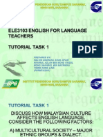 Ele3103 English for Language Teachers2