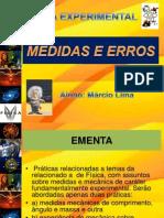 FÍSICA EXPERIMENTAL - Márcio Lima