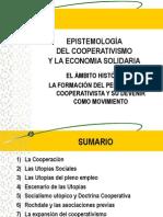 Epistemología de la Economía Solidaria 1