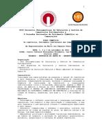 Convocatoria Oficial XIII Encuentro Iberoamericano de Cementerios en Portugués
