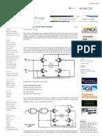 Ponte-H Com Controle PWM (Mec009)