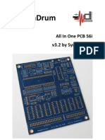 All in One PCB v3.2 by Synthex - Quick Manual