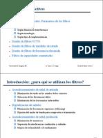 filtros activos presentacion