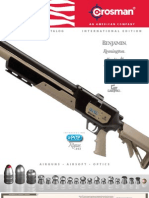 Crosman 2011 International Catalog