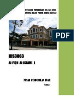 Modul Al-fiqh Al-Islami i