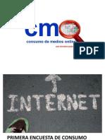 Consumo de Medios Online