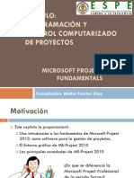 Microsoft Project 2010 - Fundamentals