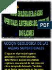 Accion Geol. de Los Rios