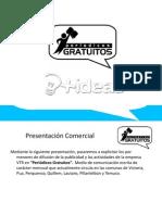 Presentación Periodicos Gratuitos - VTR