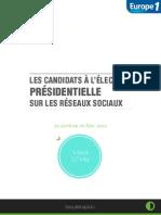 Rapport présidentielle (30 Avril au 06 Mai 2012)