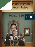 Enrique Eusebio - Inventos Del Instante Instantes Rotos