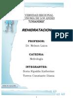 Trabajo de Nefrologia
