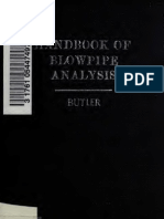 Butler-Pocket Handbook of Blowpipe Analysis
