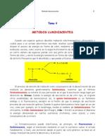 Tema_4 METODOS LUMINISCENTES