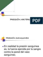 Alteracion de La Presion Arterial