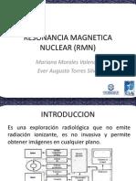 cia Magnetica Nuclear Rmn Exposici