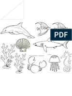 Diorama - Laut